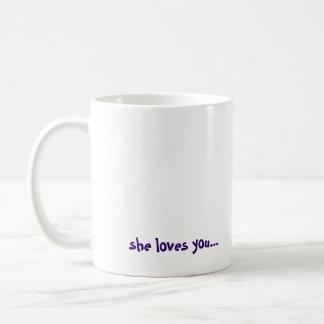 Mug APPELEZ VOTRE MÈRE ! , elle vous aime…