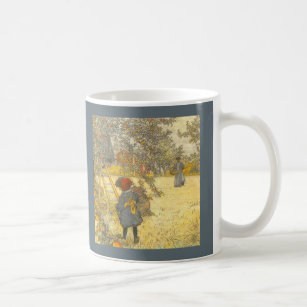 Mug Apple moissonnent par Carl Larsson