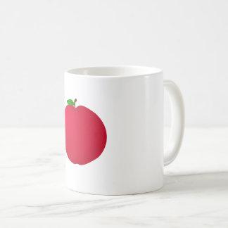 Mug Apple rouge