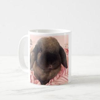 Mug Appréciez votre boisson de matin avec du furriness