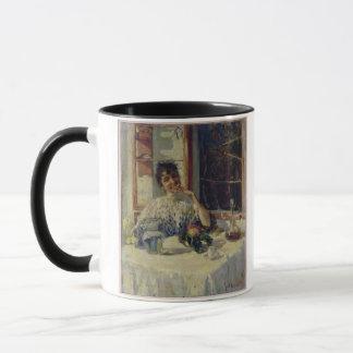 Mug Après le déjeuner chez le Moncia, c.1900