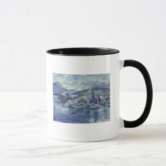 Mug Après-midi sur le lac Lucerne, 1924