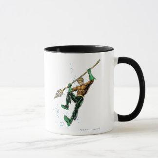 Mug Aquaman avec la lance