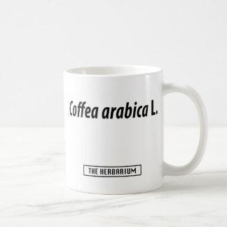 Mug Arabica L. de Coffea
