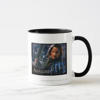 Mug Aragorn avec l'armée