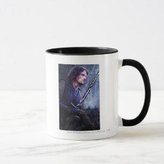 Mug Aragorn avec le sang