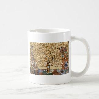 Mug Arbre de Gustav Klimt de la vie