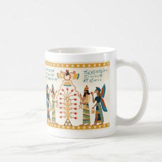 Mug Arbre de la vie assyrien