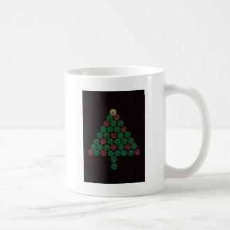 Mug Arbre de Noël de Shell de fusil de chasse