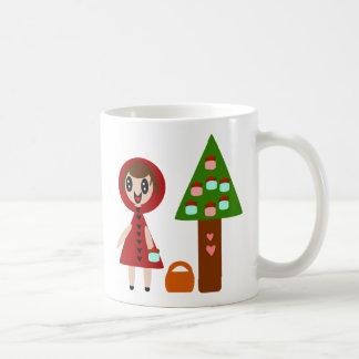 Mug Arbre et fille de petit gâteau