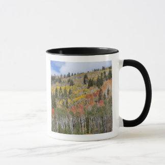 Mug Arbres de rivière et de tremble de Provo