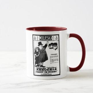 Mug Arbuckle gras FOU POUR MARIER 1921