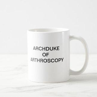 MUG ARCHIDUC D'ARTHROSCOPIE