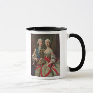 Mug Archiduchesse Maria Caroline de l'Autriche