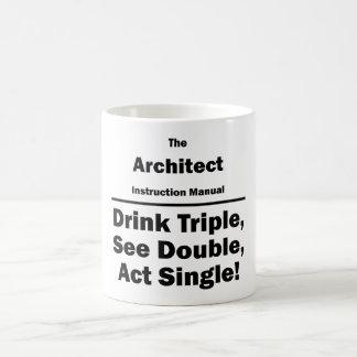 Mug architecte