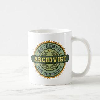 Mug Archiviste authentique
