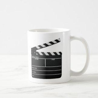 Mug Ardoise de film de film de bardeau
