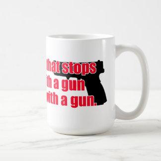 Mug Arme à feu de bon garçon