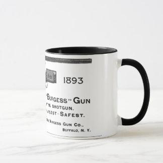 Mug Arme à feu de citoyen
