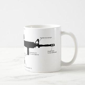 Mug Arme à feu M15ak57