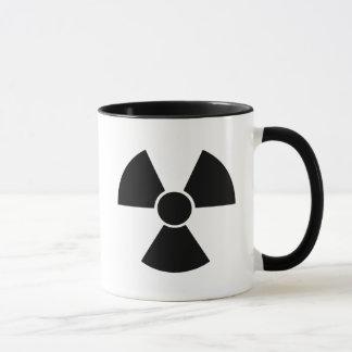 Mug Arme nucléaire noire