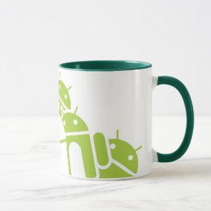 Mug Armée androïde