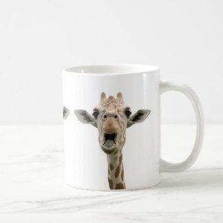 Mug Arouund d'anneau la girafe