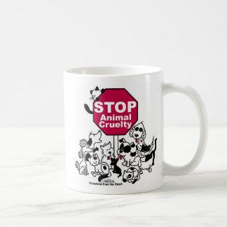 Mug Arrêtez la cruauté animale