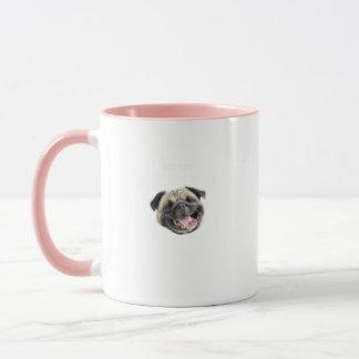 Mug Arrêtez Pugging je les cadeaux drôles de chien de