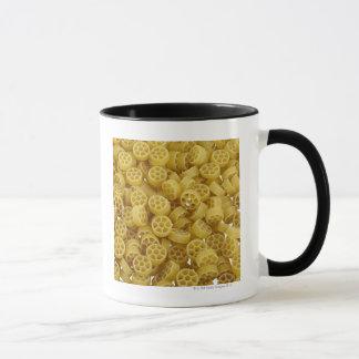 Mug Arrière - plan brut de pâtes