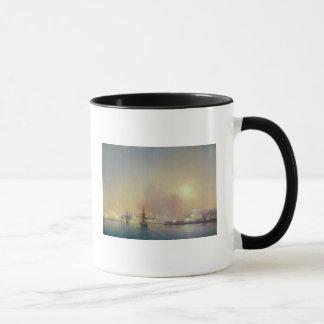 Mug Arrivée dans la baie de Sébastopol, 1852