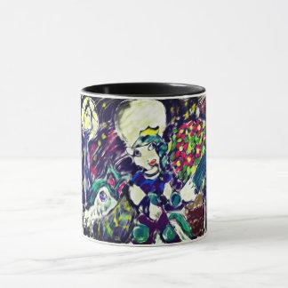 Mug Art 2 de nuit d'Elf