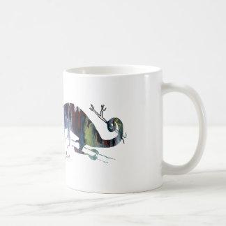 Mug Art de caméléon