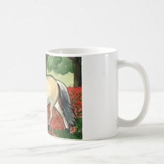 Mug ART de CHEVAL norvégien de fjord