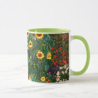 Mug Art de Gustav Klimt - cultivez le jardin avec des