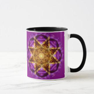 Mug Art de mandala de Bouddha