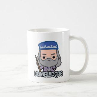 Mug Art de personnage de dessin animé de Dumbledore
