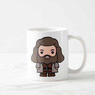 Mug Art de personnage de dessin animé de Hagrid