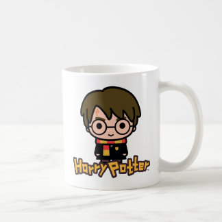 Mug Art de personnage de dessin animé de Harry Potter