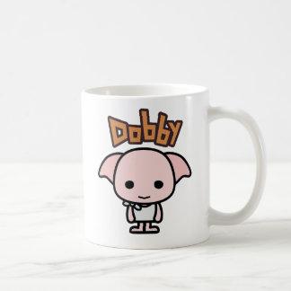 Mug Art de personnage de dessin animé de ratière