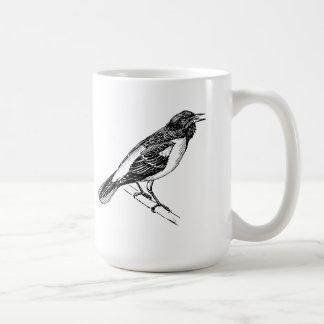 Mug Art d'oiseau de Baltimore Oriole