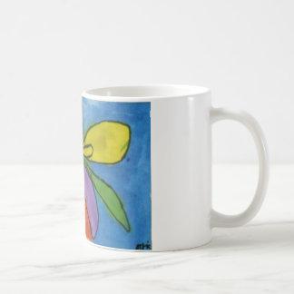 Mug art floral