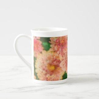 Mug Art floral de mamans abstraites