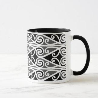 Mug art tribal de conceptions maories pour vous