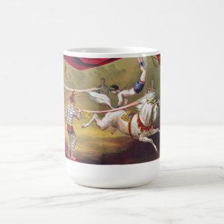 Mug Art vintage de cirque