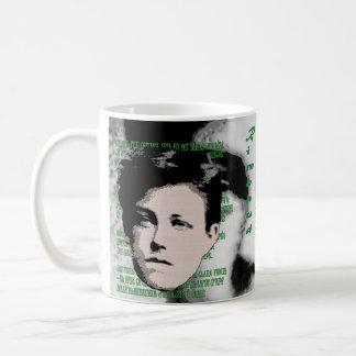 Mug Arthur Rimbaud