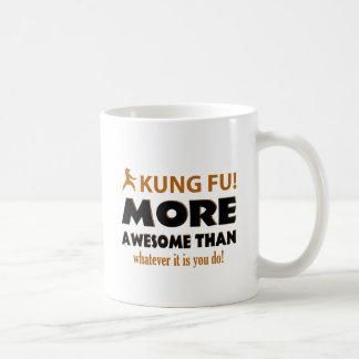 Mug Articles de cadeau d'arts martiaux de Kung Fu