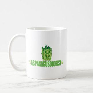 Mug Asperge drôle