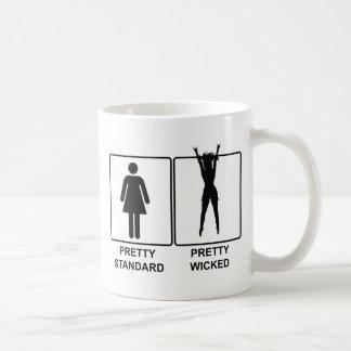 Mug Assez standard contre assez mauvais