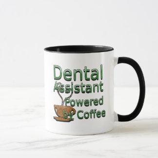 Mug Assistant dentaire actionné par le café